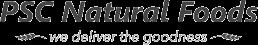 PSC Natural Foods Logo
