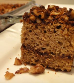 Low-Sodium Coffee Cake