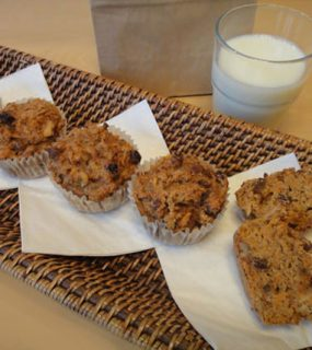 Simply Amazing Morning Muffins