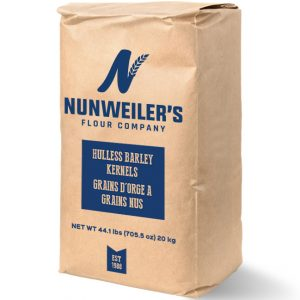 Nunweilers Hulless Barley