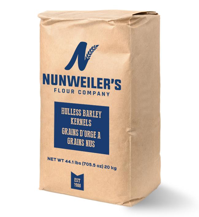 Hulless Barley Kernels