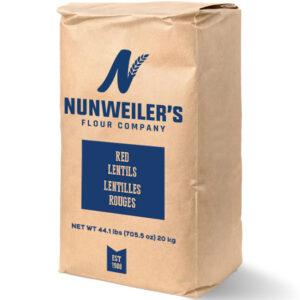 Nunweilers Red Lentils